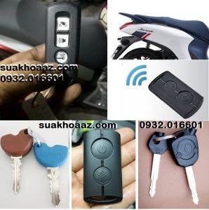 Sửa và Làm chìa khóa xe máy tại Quận Bình Tân
