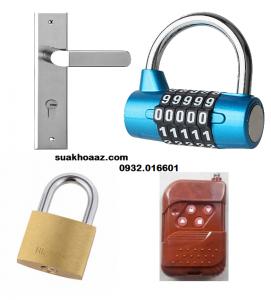 sửa ổ khóa cửa tại nhà