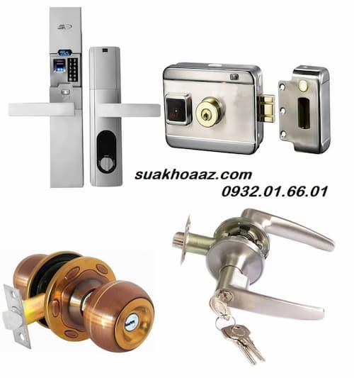 Sửa khóa cửa tại nhà