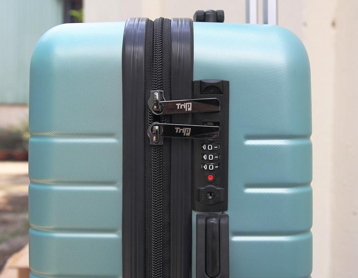 Mở khóa số vali