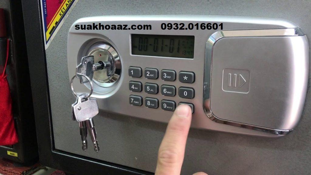Mở khóa két, sửa chữa và làm chìa két sắt Quận Tân Bình