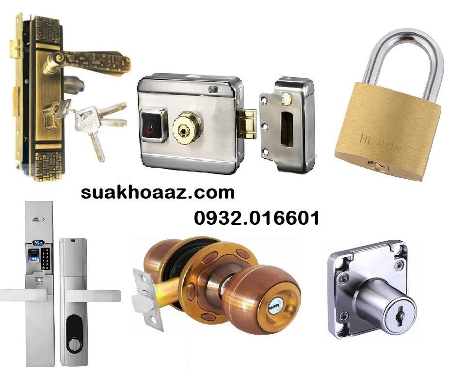 Sửa khóa cửa tại nhà Quận Tân Bình