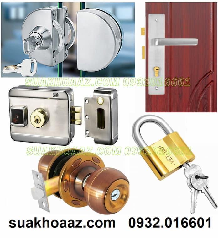 Sửa khóa cửa Quận Bình Tân