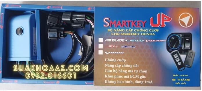 Bộ nâng cấp chống cướp cho xe Smartkey