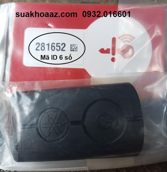 Mã ID 6 số hãng Yamaha