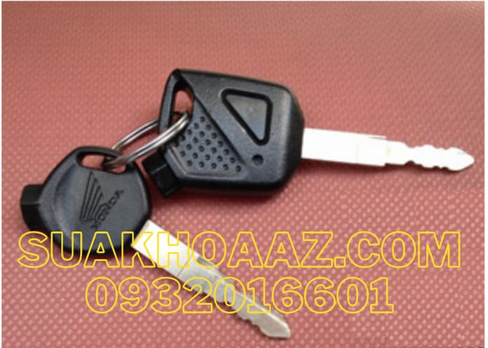 Chìa khóa remote tìm xe AirBlade